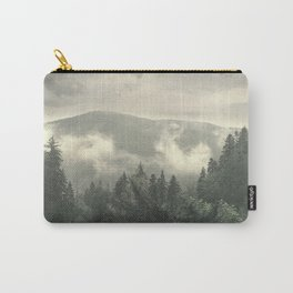 Carpathian Mountains - Transylvanian Alps Carry-All Pouch