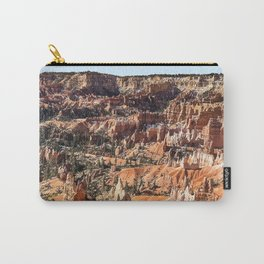 Bryce Canyon National Park, Utah Travel Illustration Carry-All Pouch