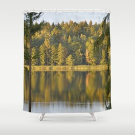 Goldap 1 Shower Curtain