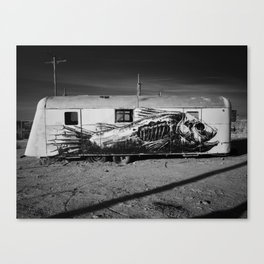 The Salton Masterpiece. Canvas Print