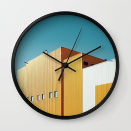 Architecture minimal #1 Wall Clock