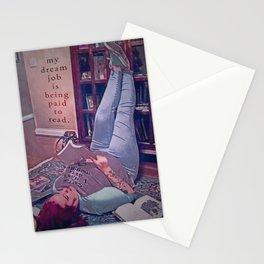 DREAM JOB Stationery Cards