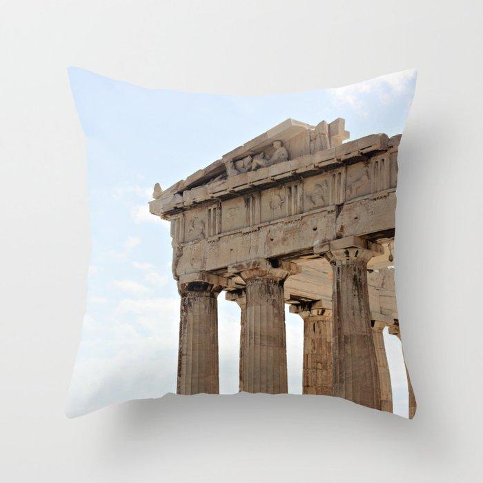 Parthenon. Deko-Kissen