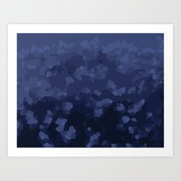 Vatten Art Print