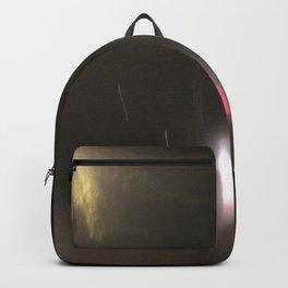 Abstracte Light Art in the Dark 2 Backpack