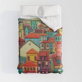 Porto Duvet Cover