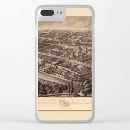 Oxford 1850 Clear iPhone Case