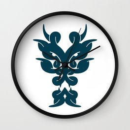 Mystic dragon Wall Clock