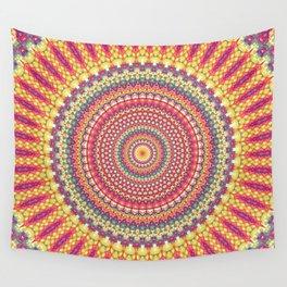 Mandala 126 Wall Tapestry