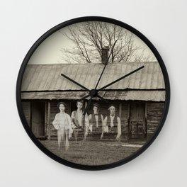 Bad Boys Wall Clock