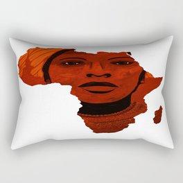 Mother Africa 2 Rectangular Pillow