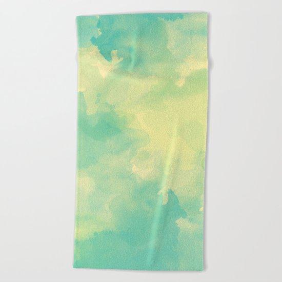 Abstract 42 Beach Towel