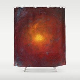 Comet 10R/XL-5 G.V.A Shower Curtain
