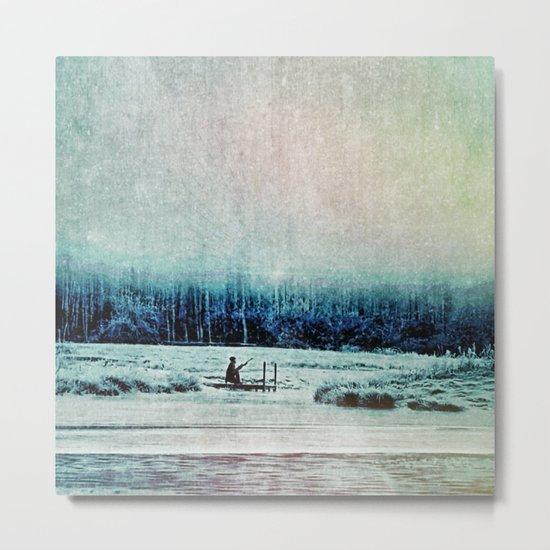 The Last Winter Metal Print