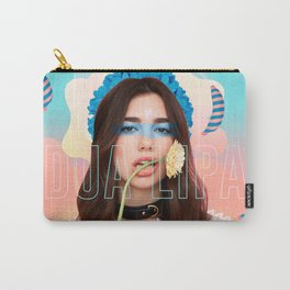 Flowers Collage Carry-All Pouch