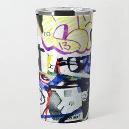 grafiti v.5 Travel Mug