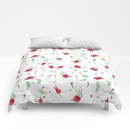 Wild rose Pattern Comforters