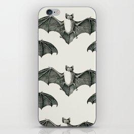Bats 1 iPhone Skin