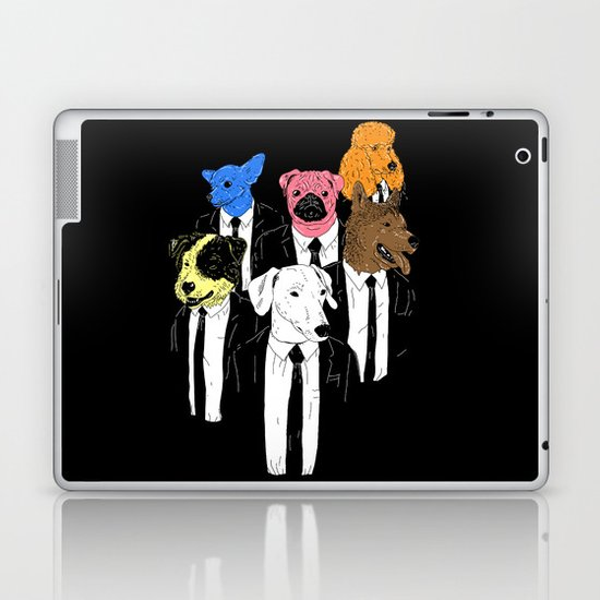 Off the Reservoir Laptop & iPad Skin