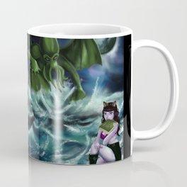 Cthulhu pinup Coffee Mug