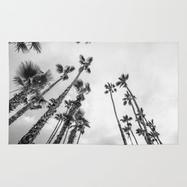 Desert Palms Twilight Rug
