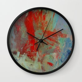 Croisades Wall Clock