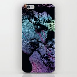 Gone with the Skin iPhone Skin