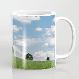 Trees In A Field Coffee Mug