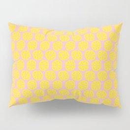 Lemons Pillow Sham