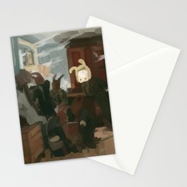 The House of the Last Cartridge Stationery Cards
