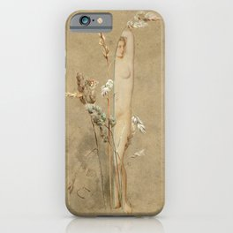 All Flesh is Grass iPhone Case