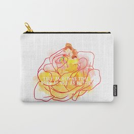 Tale as old as time Carry-All Pouch