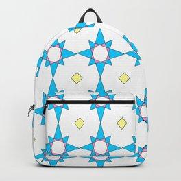 symetric patterns 37 -mandala,geometric,rosace,harmony,star,symmetry Backpack
