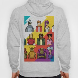 FuturamaCollection Hoody