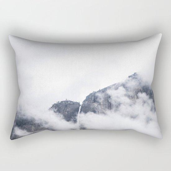 Clouds on Clouds Rectangular Pillow