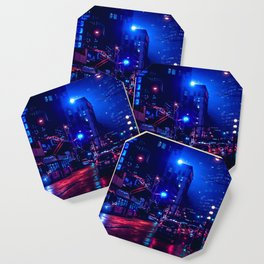 gotham blues Coaster