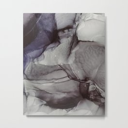 Drift Metal Print
