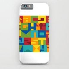 HERUFI - Colli13 alphabet v3 iPhone 6s Slim Case