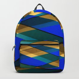 Geometrical architecture lines Backpack