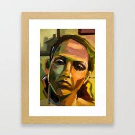 Nikki Washington  Framed Art Print