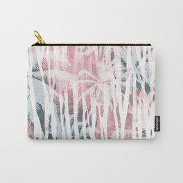 Abstract animal and palm Carry-All Pouch