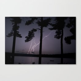Bolt Canvas Print