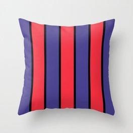 DASTARDLY Throw Pillow
