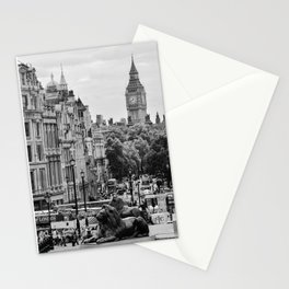 London views Stationery Cards