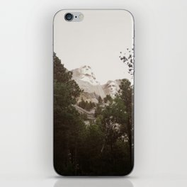Mt. Rushmore iPhone Skin