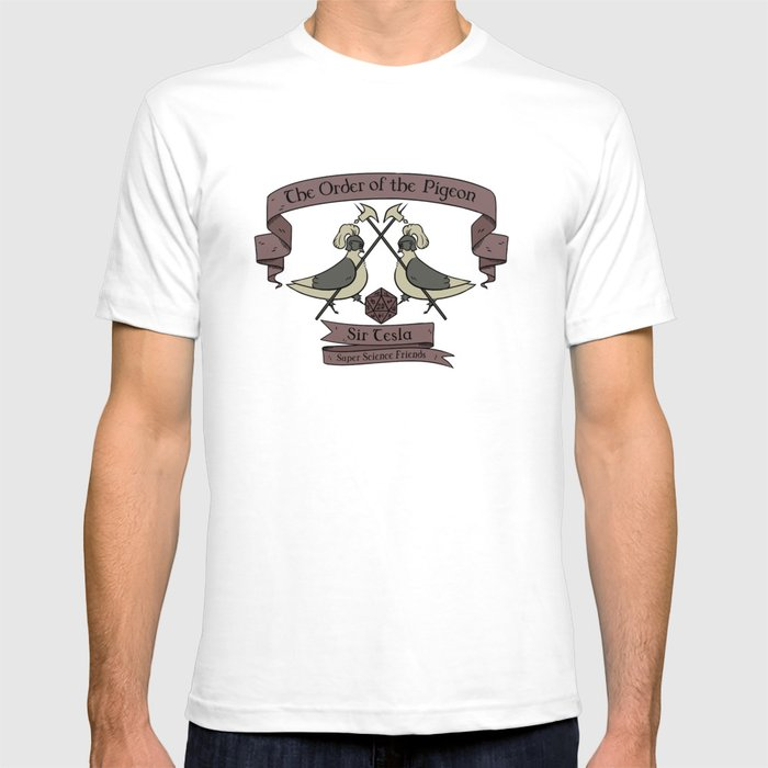 The Order of the Pigeon T-shirt