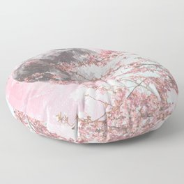 Spring Moon Floor Pillow