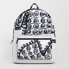 WOOLLY JUMPER - SWEATER TO YOU Backpack