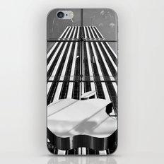 Big Apple - New York City | B/W iPhone & iPod Skin