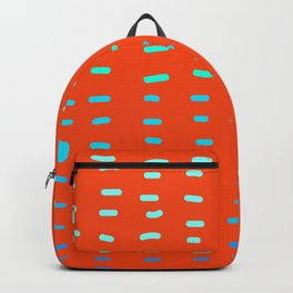 Fiesta at Festival - Orange Backpack